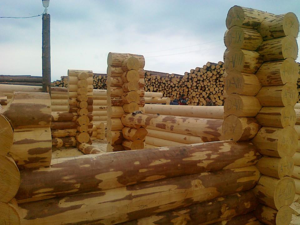 Срубы для бани в Казани
