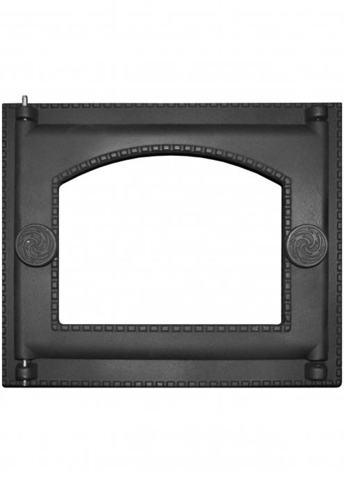 Дверка топочная со стеклом, ДТ-6АС