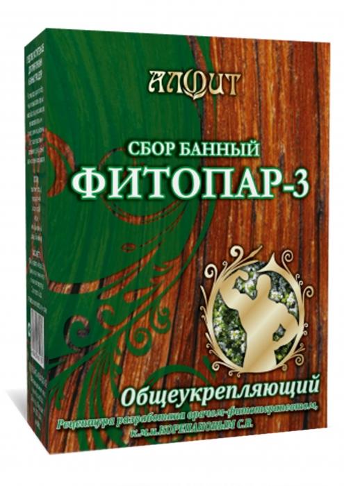 """Фитосбор банный """"Фитопар-3"""", общеукрепляющий"""