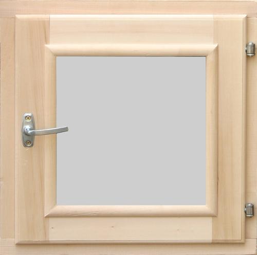 Окно, 500х500, стеклопакет