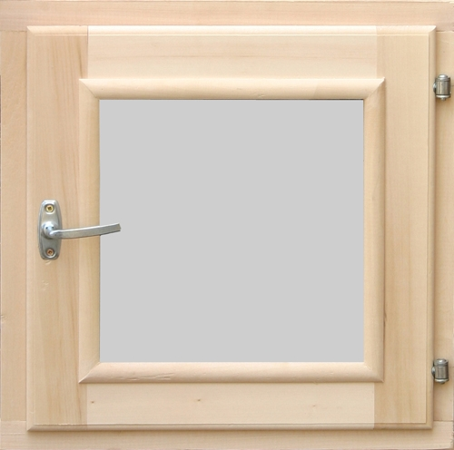 Окно, 600х600, стеклопакет