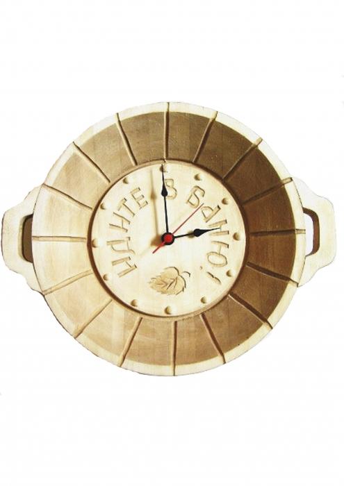 Декоративные часы для бани и сауны «Идите в баню»