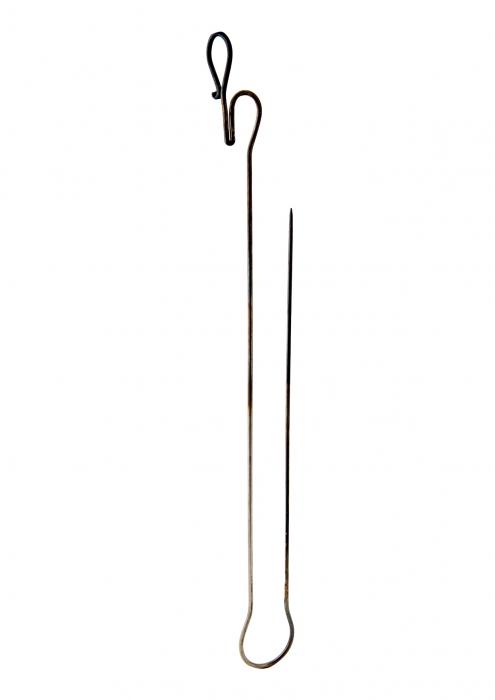 Шампур двойной, в ассортименте, картинка 1