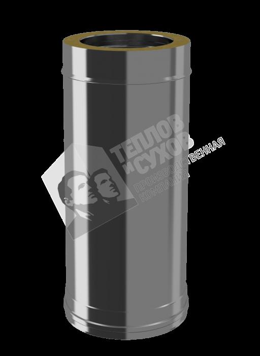 Труба Термо ТТ-Р L500, 430, 0,8/430, 0,5, d 120/180, картинка 1